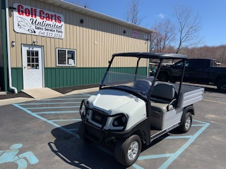 2019 Club Car Carryall 500
