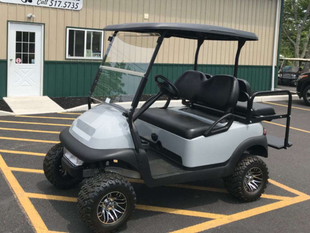 2014 Club Car Precedent Electric Cart