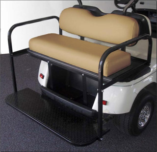 Golf Cart Rear Seat Kits