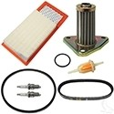 EZGO Deluxe Maintenance Kit 4 Cycle 295 and 350cc 94 thru 05 with Oil Filter