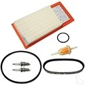 EZGO Deluxe Maintenance Kit 4 Cycle 295 and 350cc 94 thru 05 without Oil Filter