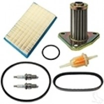 EZGO Deluxe Maintenance Kit 4 Cycle 1991-94 with Oil Filter