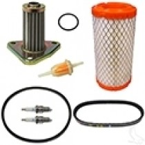 EZGO Deluxe Maintenance Kit 4 Cycle 06 and up 295 and 350cc Engine with Oil Filter