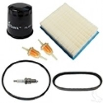Club Car DS Deluxe Maintenance Kit 4 Cycle 92-93 and 95-96 with Oil Filter