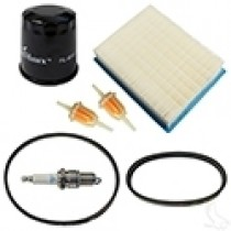 Club Car DS Deluxe Maintenance Kit 4 Cycle 97 and up with Oil Filter