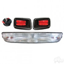 EZGO TXT 94-13 Light Bar Kit, Halogen Bulbs