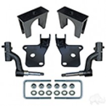 RHOX 3 Inch Drop Spindle Lift Kit, EZGO RXV Electric 08 thru Feb. 2013
