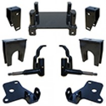 RHOX 4 Inch Standard Duty Lift Kit, EZGO RXV Electric 08 - Feb. 2013