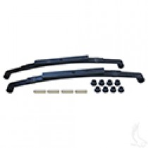 Leaf Spring Kit, Rear Heavy Duty, Dual Action, EZGO TXT Gas 96-08, Electric 96 and up