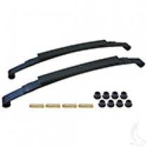 Leaf Spring Kit, Rear Heavy Duty, Dual Action, Dlub Car DS 81 and up