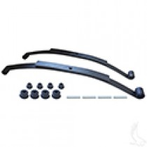 Leaf Spring Kit, Rear Heavy Duty, Dual Action EZGO RXV