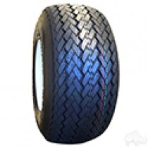 Tire, RHOX 18x8.5-8 Golf DOT, 4 Ply